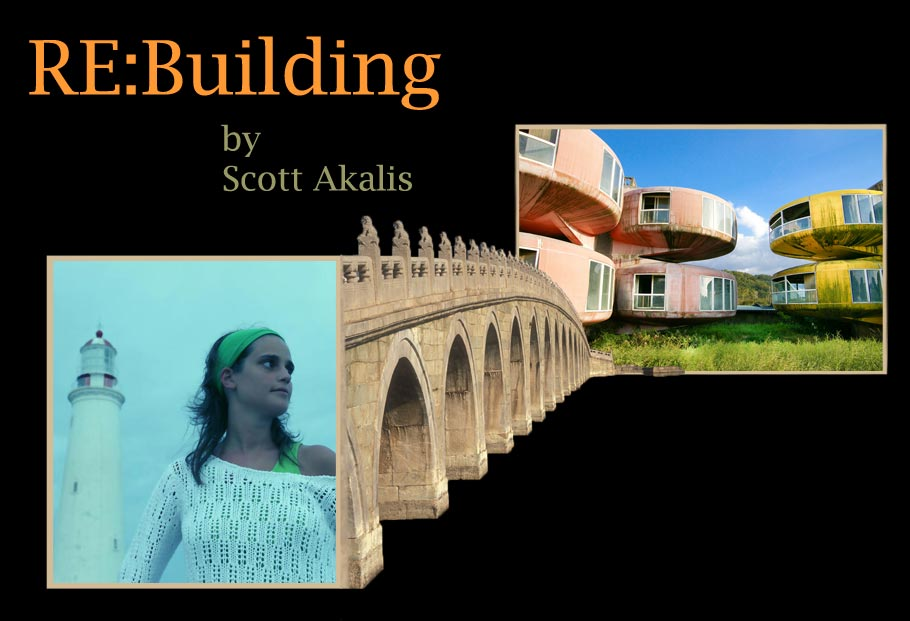 RE:Building by Scott Akalis